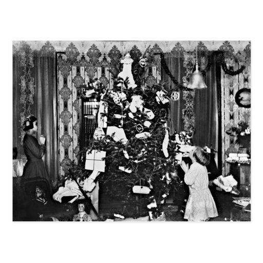 Old Fashion Christmas Postcards