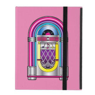 Old Fashion Jukebox iPad Case