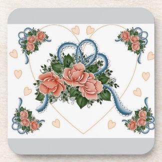 Old Fashion Love Coaster