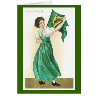 Old Fashion St. Patrick's Day Cards