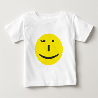 old-fashionable Smilie old fashioned Baby T-Shirt