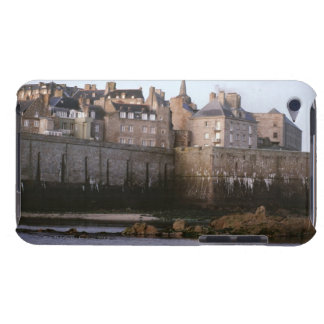 Old-fashioned architecture, Brittany, France Case-Mate iPod Touch Case