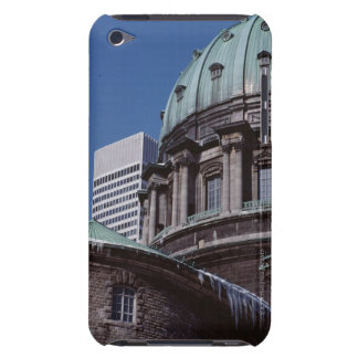 Old-fashioned architecture, cropped Case-Mate iPod touch case