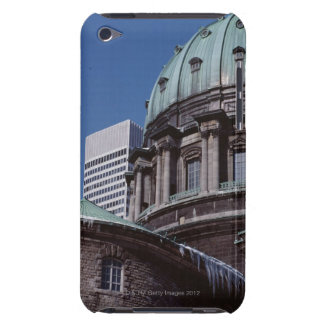 Old-fashioned architecture, cropped iPod Case-Mate case