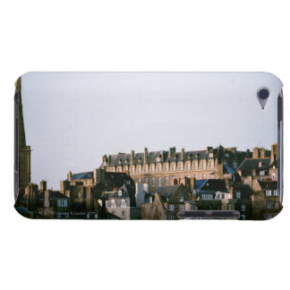 Old-fashioned architecture in Brittany Barely There iPod Case