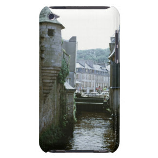Old-fashioned architecture in canal city, iPod touch Case-Mate case