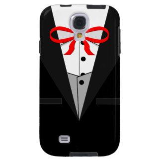 Old Fashioned Black Tuxedo Galaxy S4 Case