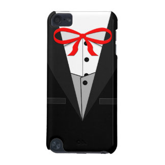 Old Fashioned Black Tuxedo iPod Touch 5G Cases