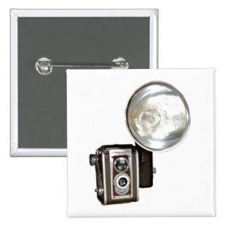 Old Fashioned Camera Button