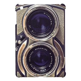 old-fashioned camera iPad mini cover