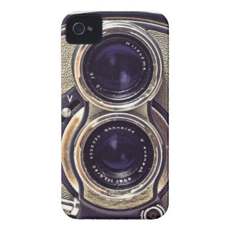 Old-fashioned camera iPhone 4 case