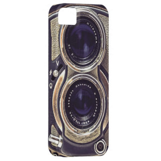 Old-fashioned camera iPhone 5 case