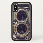 "Old-fashioned camera iPhone x case<br><div class=""desc"">Hello and welcome, give an original and old-fashioned look has your phone with this unique design The image is the day before camera which I made even more vintage by a lighting effect,  texture... </div>"