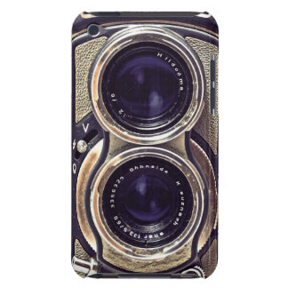 Old-fashioned camera iPod touch case