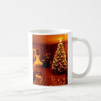 old fashioned chistmas, Old Fashioned Christmas Coffee Mug