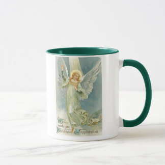 Old Fashioned Christmas Angel Gloria Mug