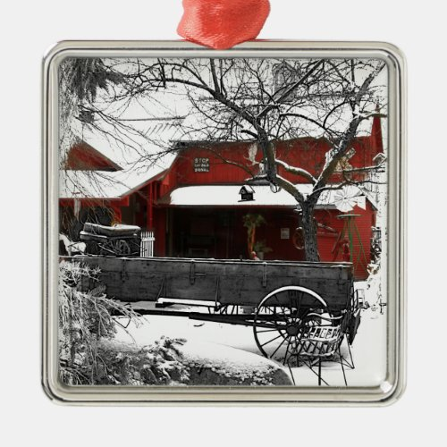 Old Fashioned Christmas Christmas Ornament
