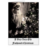 Old Fashioned Christmas Greeting Cards
