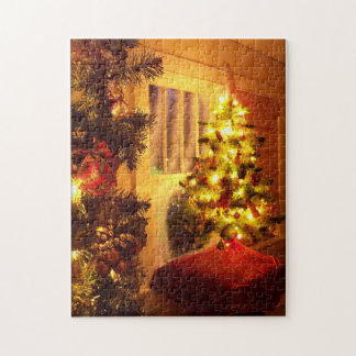 Old Fashioned Christmas Home Puzzle