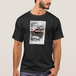 Old Fashioned Christmas T-Shirt