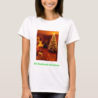 Old Fashioned Christmas T-Shirt