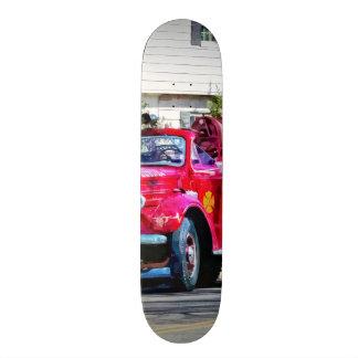 Old Fashioned Fire Truck Skate Board Decks
