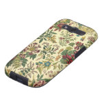 Old Fashioned Floral Abundance Galaxy SIII Covers