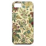Old Fashioned Floral Abundance iPhone SE/5/5s Case