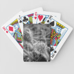 Old Fashioned Flowers; 2013 Calendar Playing Cards