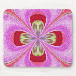 Old Fashioned -  GoodLuck Floral Print Mouse Pads