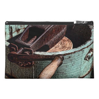 Old Fashioned Ice Cream Churn Travel Accessories Bags