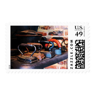 Old-Fashioned Irons Postage