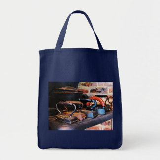 Old-Fashioned Irons Tote Bag