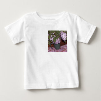 Old-Fashioned Lilacs Baby T-Shirt