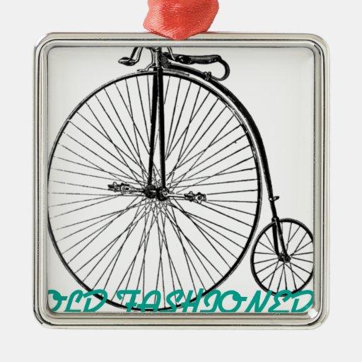 Old Fashioned Metal Ornament Zazzle