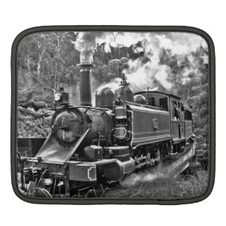 Old Fashioned Narrow Gauge Steam Train Sleeve For iPads