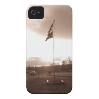 Old Fashioned Patriotism iPhone 4 Case