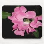 Old Fashioned Pink Mouse Mat