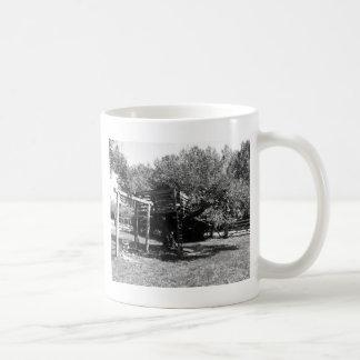 Old Fashioned Playground Classic White Coffee Mug