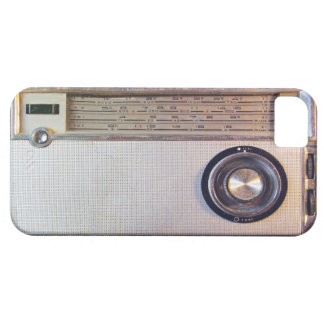 Old Fashioned Radio iPhone 5 iPhone 5 Cases