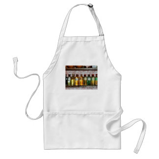 Old Fashioned Remedies Adult Apron