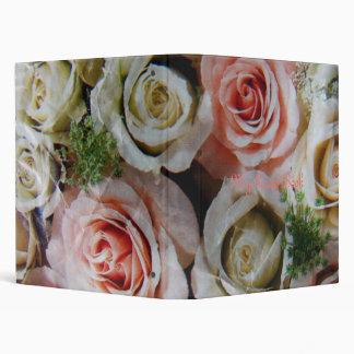Old Fashioned Rose Binder