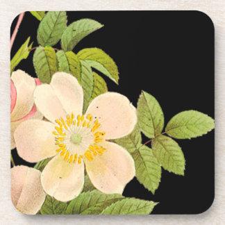 Old Fashioned Rose coaster