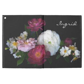 Old Fashioned Rose Flowers Powis iPad Pro Case