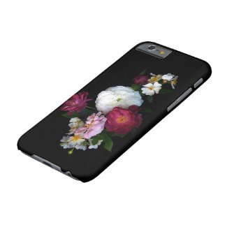 Old Fashioned Roses iPhone 6 Case