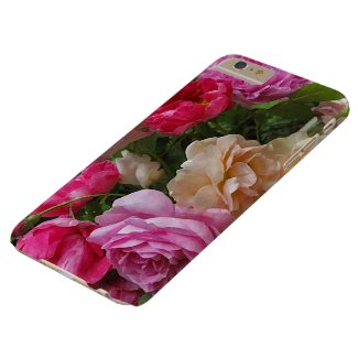 Old Fashioned Roses iPhone 6 Plus Case