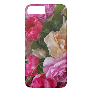 Old Fashioned Roses iPhone 7 Plus Case