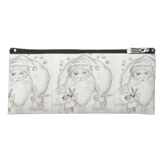 Old Fashioned Santa Pencil Case
