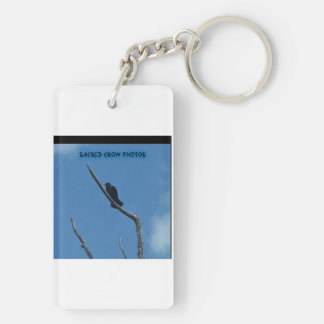 Old-Fashioned Stormy Weather Keychain
