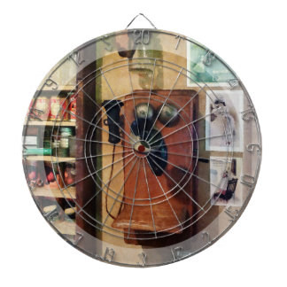 Old-Fashioned Telephone Dart Boards